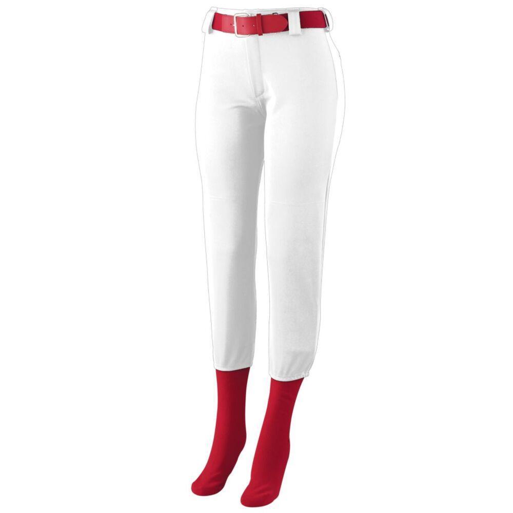 Augusta Sportswear 1240 - Ladies Low Rise Homerun Pant
