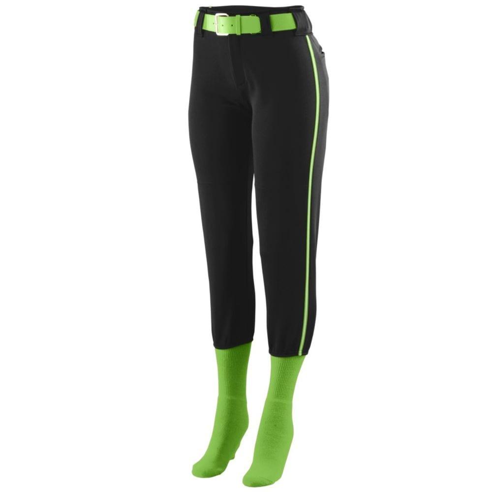Augusta Sportswear 1249 - Girls Low Rise Collegiate Pant
