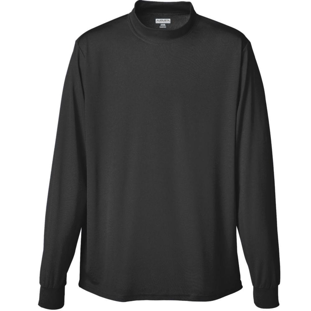 Augusta Sportswear 799 - Youth Wicking Mock Turtleneck