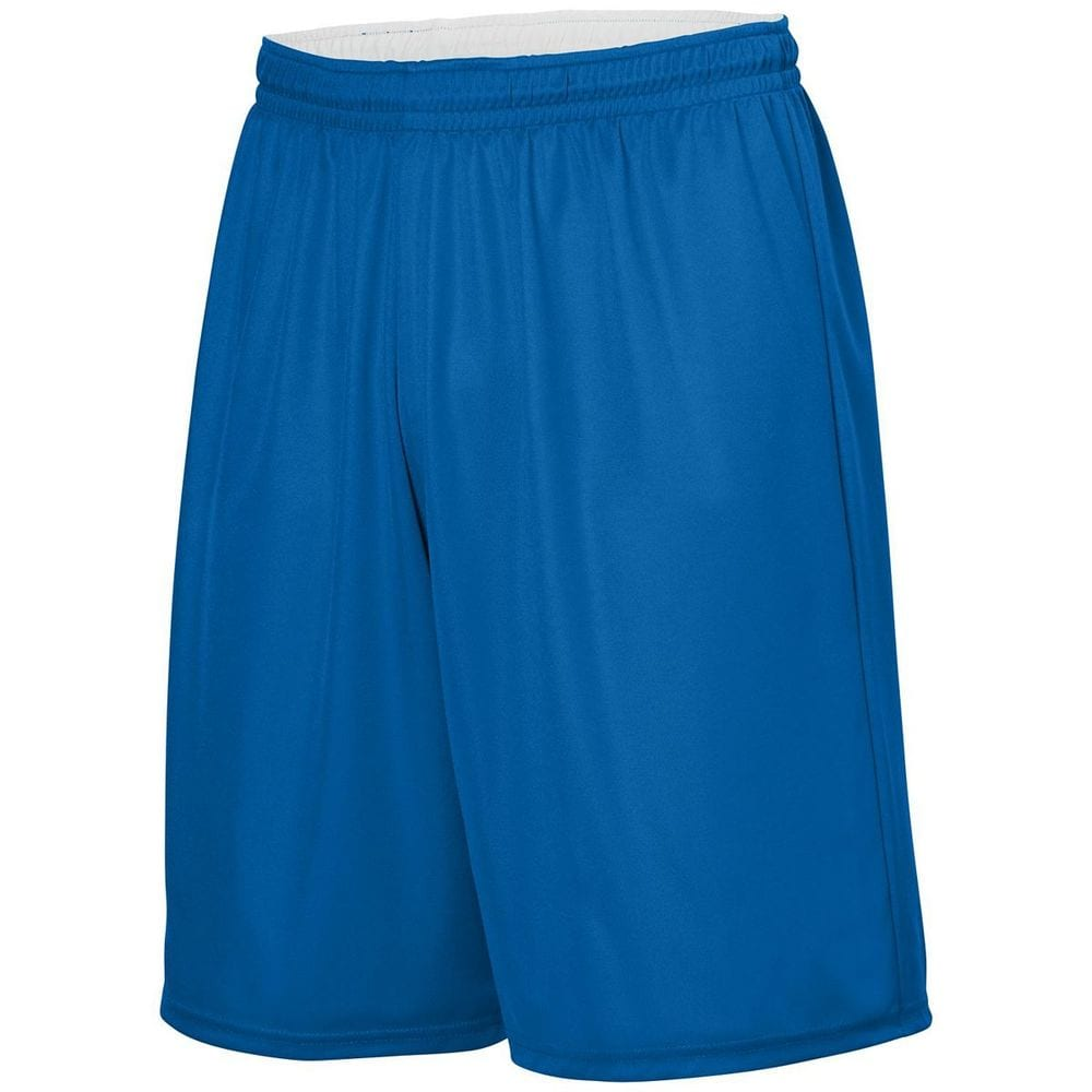 Augusta Sportswear 1407 - Youth Reversible Wicking Short