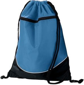 Augusta Sportswear 1920 - Tri Color Drawstring Backpack