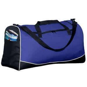 Augusta Sportswear 1911 - Large Tri Color Sport Bag