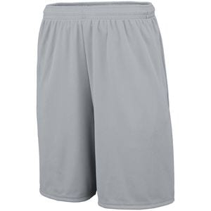 Augusta Sportswear 1428 - Short para entrenar con bolsillos