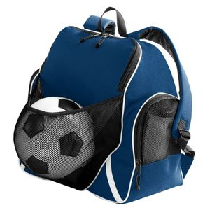 Augusta Sportswear 1831 - Tri Color Ball Backpack