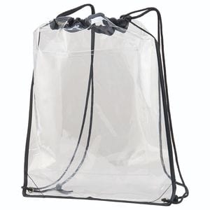 Augusta Sportswear 2200 - Clear Cinch Sack