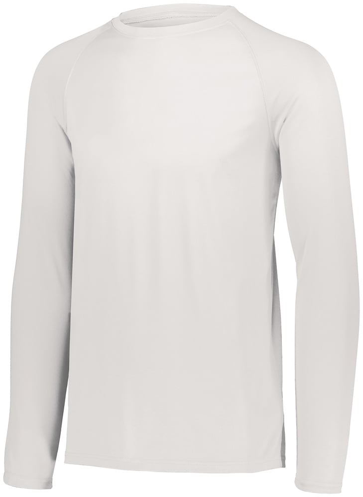 Augusta Sportswear 2796 - Youth Attain Wicking Long Sleeve Shirt