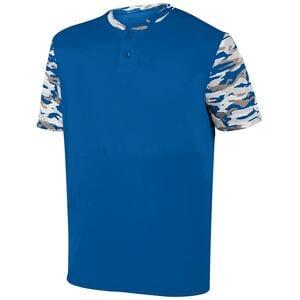 Augusta Sportswear 1549 - Youth Pop Fly Jersey