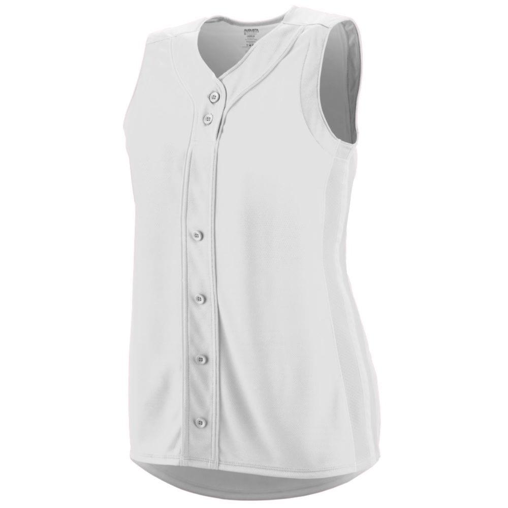 Augusta Sportswear 1669 - Girls Sleeveless Winner Jersey