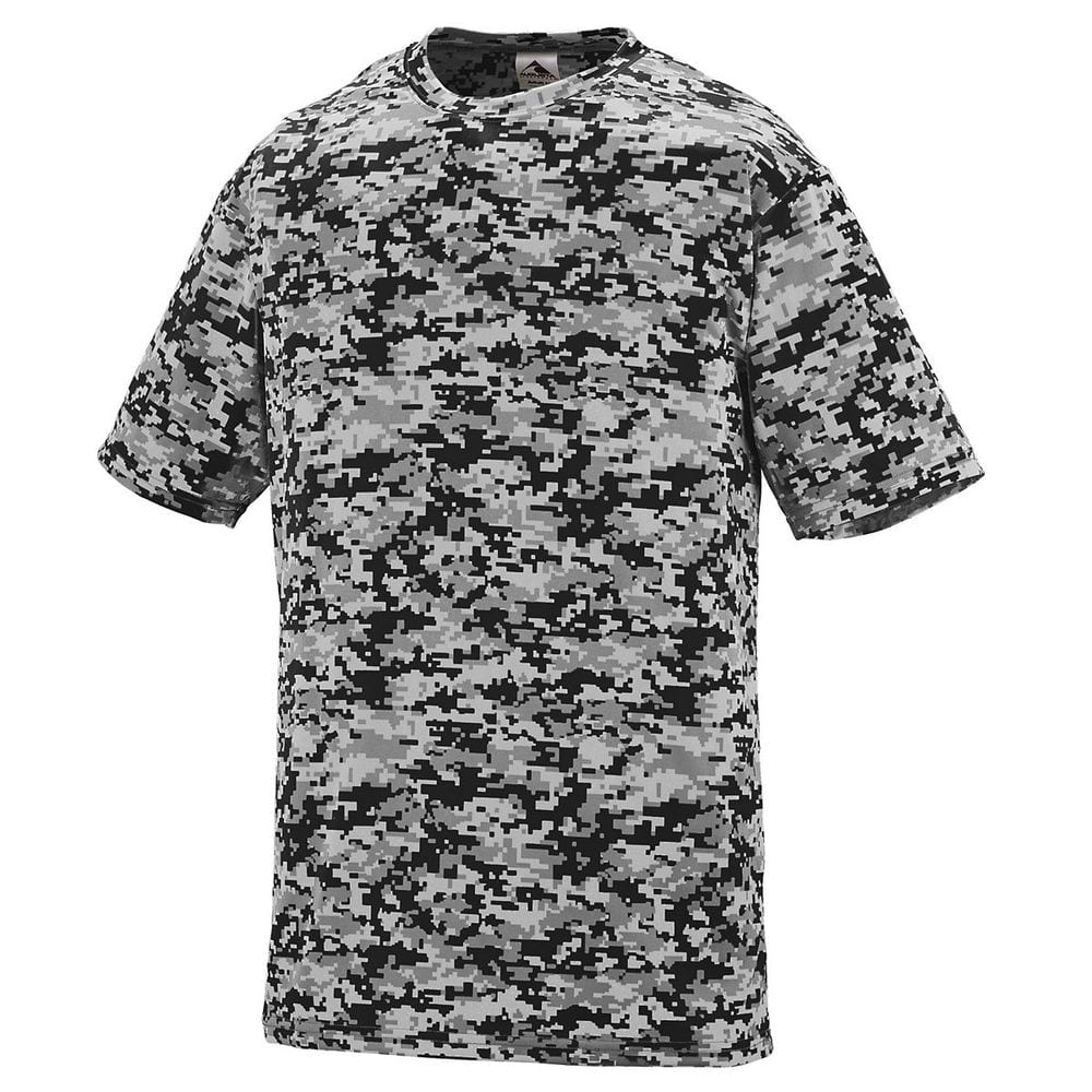 Augusta Sportswear 1799 - Youth Digi Camo Wicking T Shirt