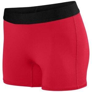 Augusta Sportswear 2625 - Ladies Hyperform Fitted Short