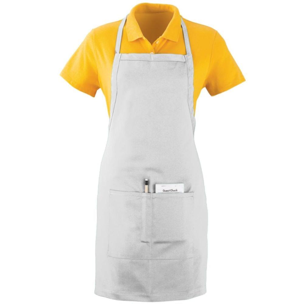 Augusta Sportswear 2730 - Oversized Waiter Apron With Pockets