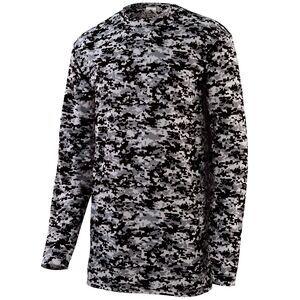 Augusta Sportswear 2788 - Digi Camo Wicking Long Sleeve T Shirt
