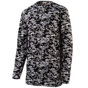 Augusta Sportswear 2789 - Youth Digi Camo Wicking Long Sleeve T Shirt