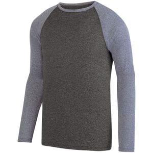 Augusta Sportswear 2815 - Kinergy Two Color Long Sleeve Raglan Tee