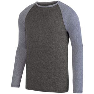 Augusta Sportswear 2815 - Kinergy Two Color Long Sleeve Raglan Tee