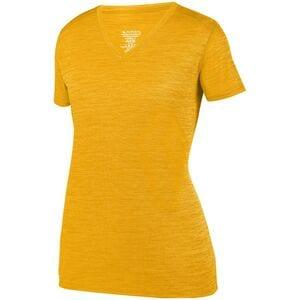 Augusta Sportswear 2902 - Ladies Shadow Tonal Heather Training Tee