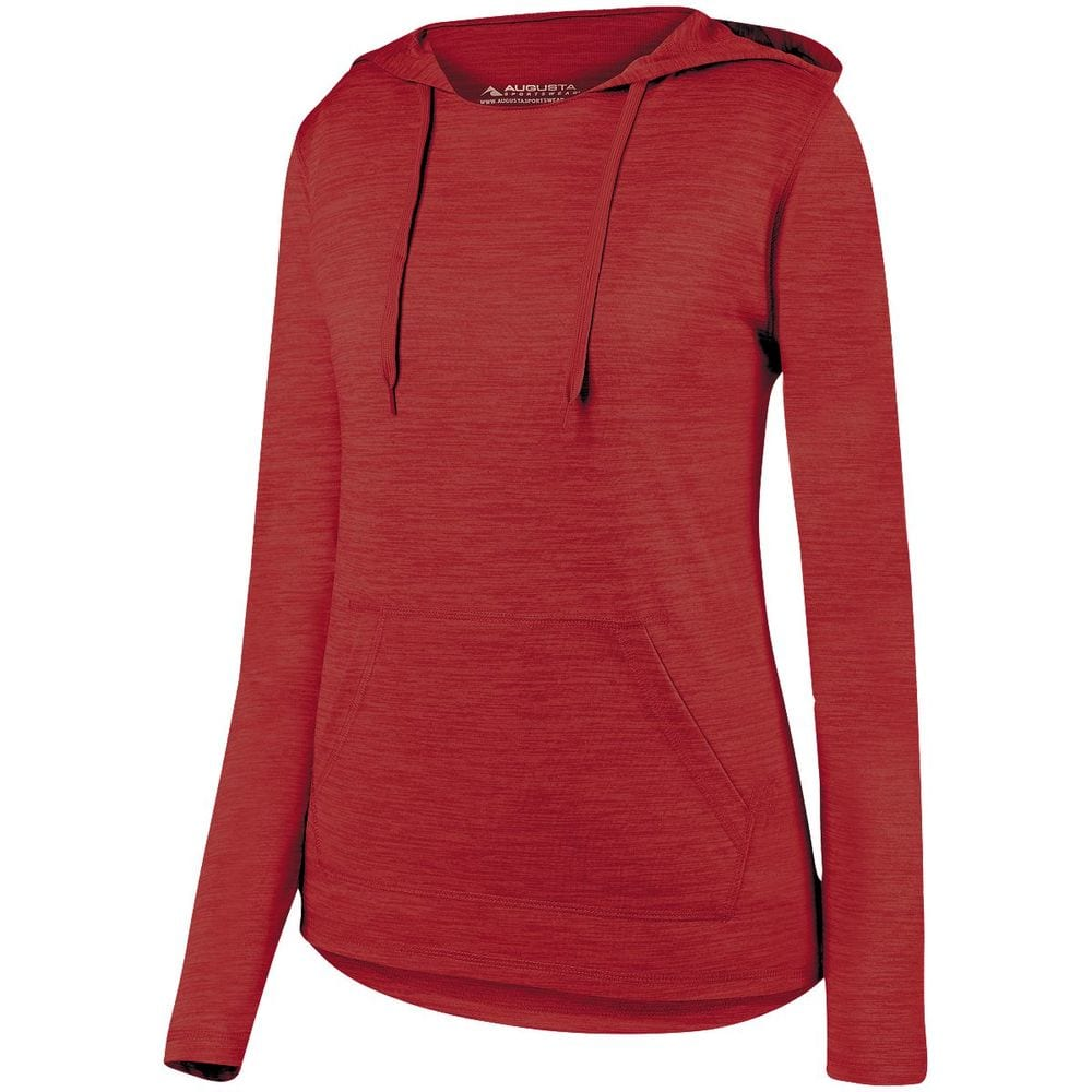 Augusta Sportswear 2907 - Ladies Shadow Tonal Heather Hoodie