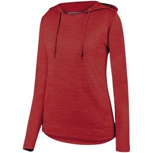 Augusta Sportswear 2907 - Ladies Shadow Tonal Heather Hoodie