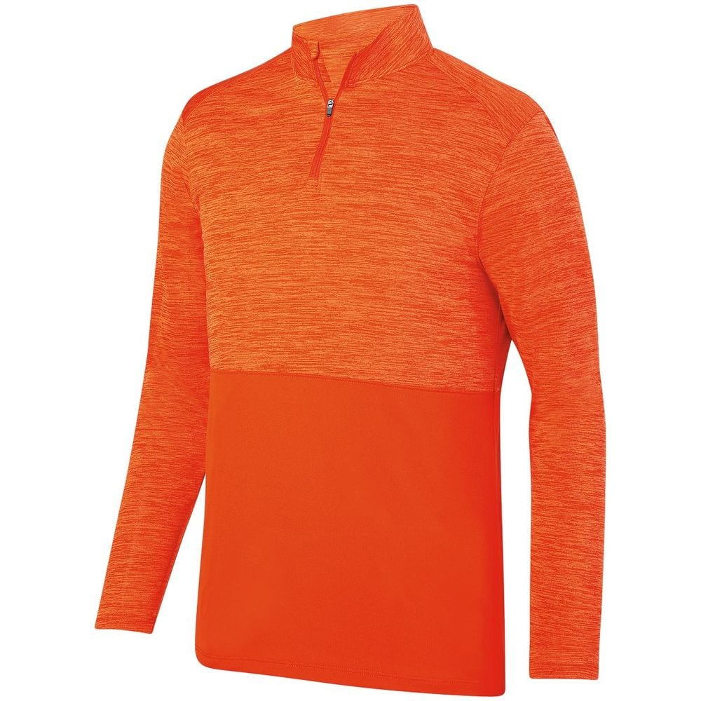 Augusta Sportswear 2908 - Shadow Tonal Heather 1/4 Zip Pullover
