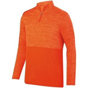Augusta Sportswear 2908 - Shadow Tonal Heather 1/4 Zip Pullover