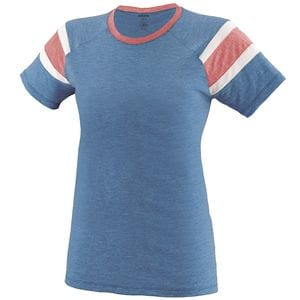 Augusta Sportswear 3011 - Remera de Fanática para mujeres