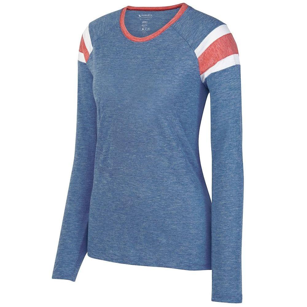 Augusta Sportswear 3012 - Ladies Long Sleeve Fanatic Tee