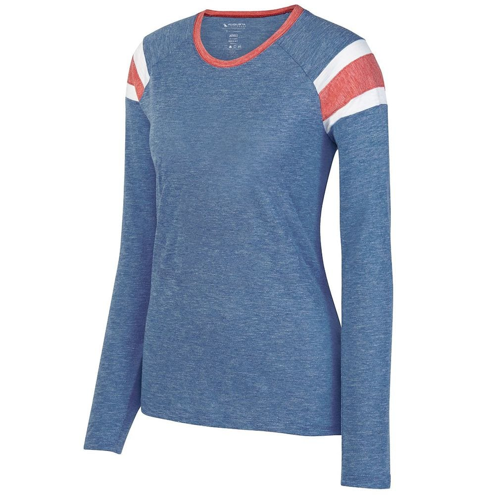 Augusta Sportswear 3012 - Ladies Long Sleeve Fanatic Tee