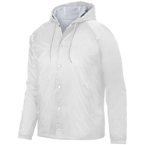 Augusta Sportswear 3102 - Hooded Coachs Jacket