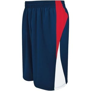 HighFive 335850 - Adult Campus Reversible Short