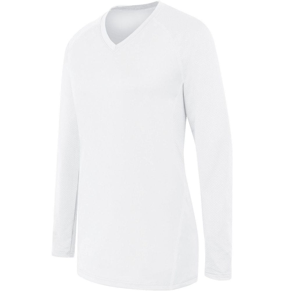 HighFive 342162 - Ladies Long Sleeve Solid Jersey