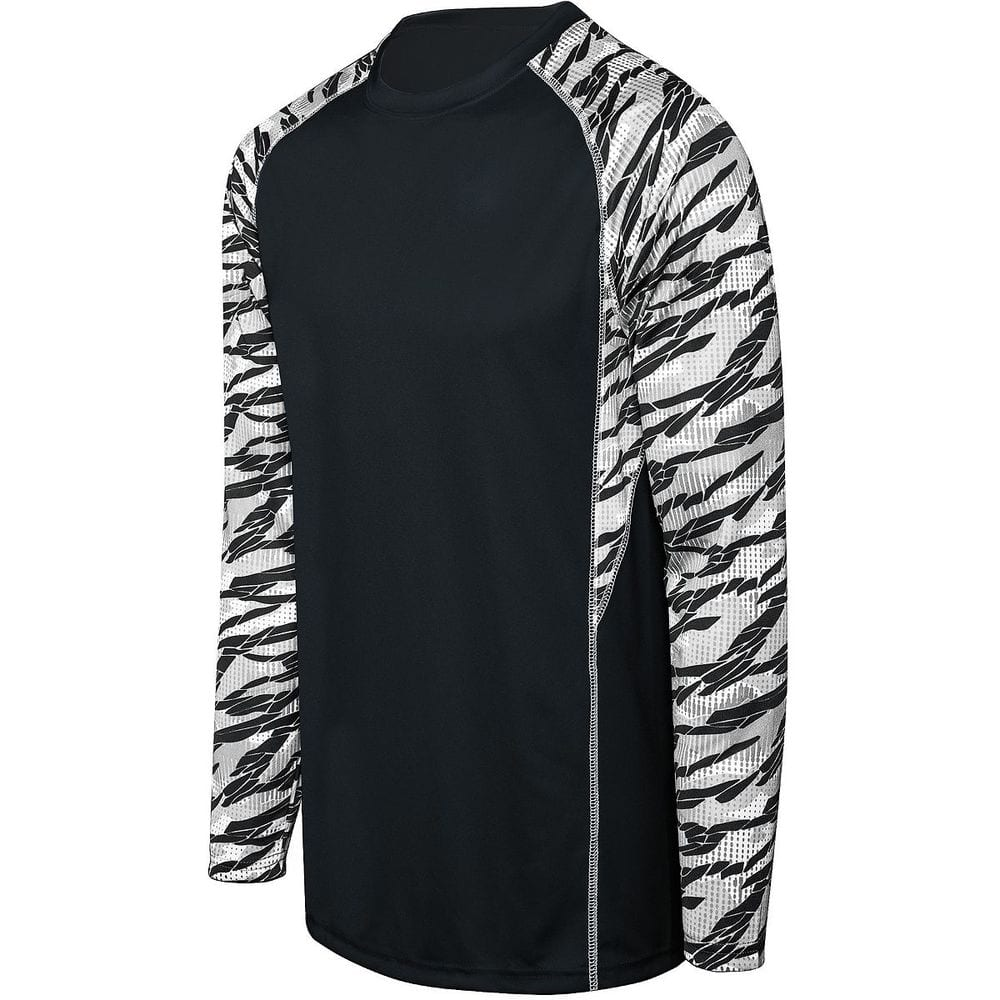 HighFive 372340 - Adult Evolution Print Long Sleeve