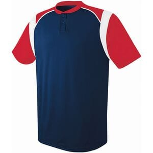HighFive 312200 - Wildcard Two Button Jersey