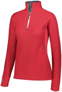 Holloway 229736 - Ladies Invert 1/2 Zip Pullover