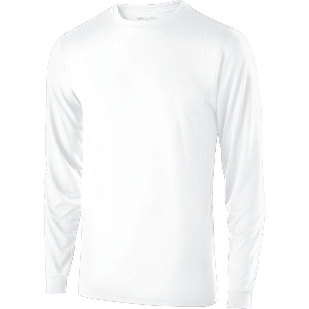 Holloway 222625 - Youth Gauge Shirt Long Sleeve