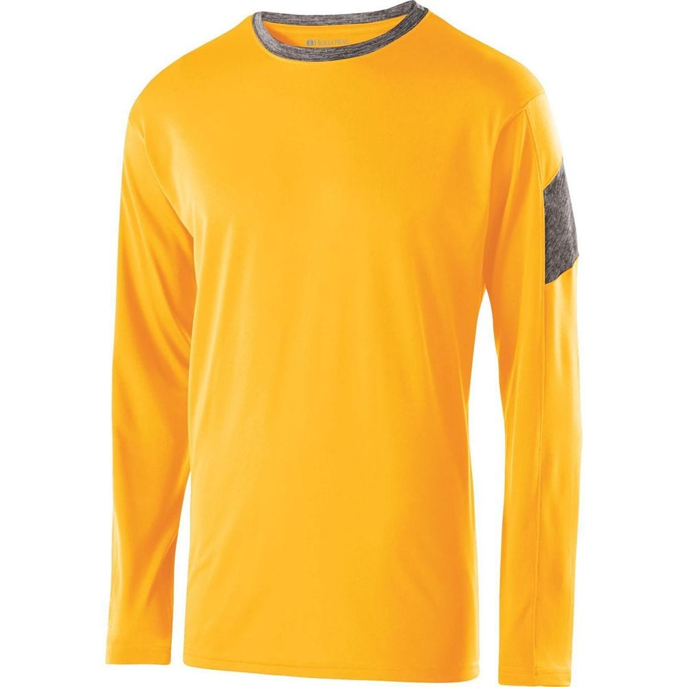 Holloway 222627 - Youth Electron Long Sleeve Shirt