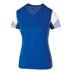 Holloway 222744 - Ladies Arc Shirt Short Sleeve