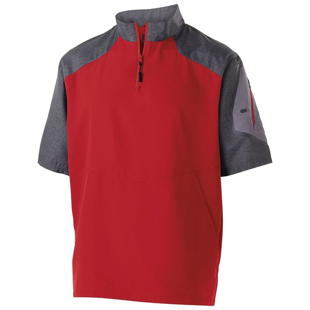 Holloway 229545 - Raider  Short Sleeve Pullover