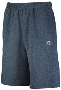 Russell 7FSHBM - Dri Power Fleece Training Short With Pockets