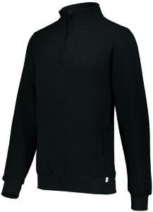 Russell 1Z4HBM - Dri Power Fleece 1/4 Zip Pullover