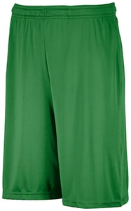 Russell TS7X2M - Dri Power Essential Performance Short With Pockets