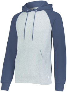 Russell 693HBM - Dri Power Fleece Colorblock Hoodie