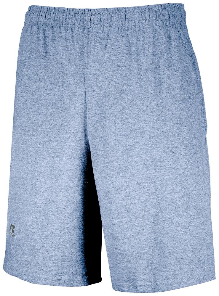 Russell 25843M - Basic Cotton Pocket Shorts