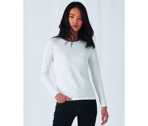 B&C BC08T - Tee-shirt femme manches longues