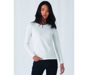 B&C BC08T - Womens long-sleeved T-shirt