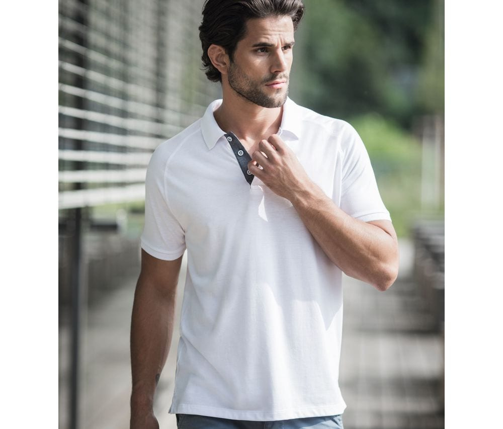 RUSSELL RU565M - Polo HD homme