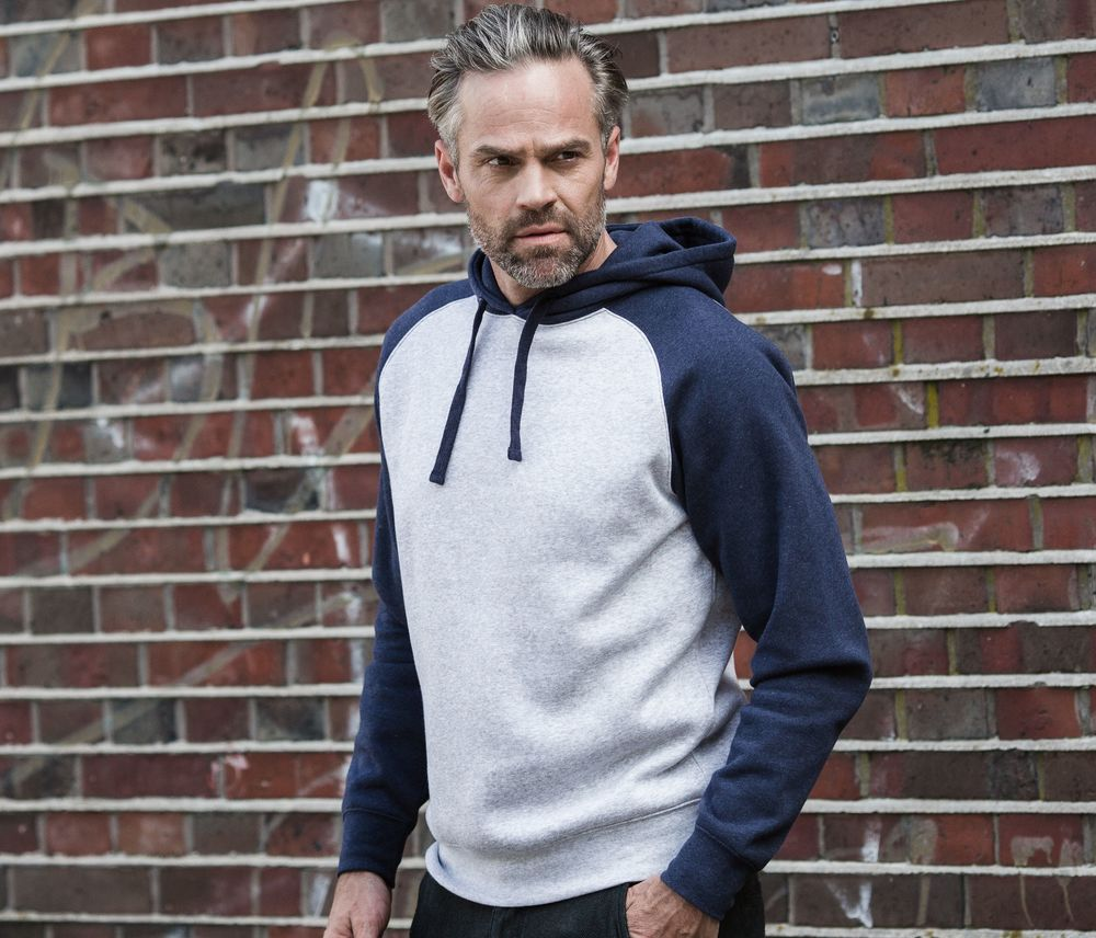 Russell RU269M - Authentic Hooded Baseball sweat
