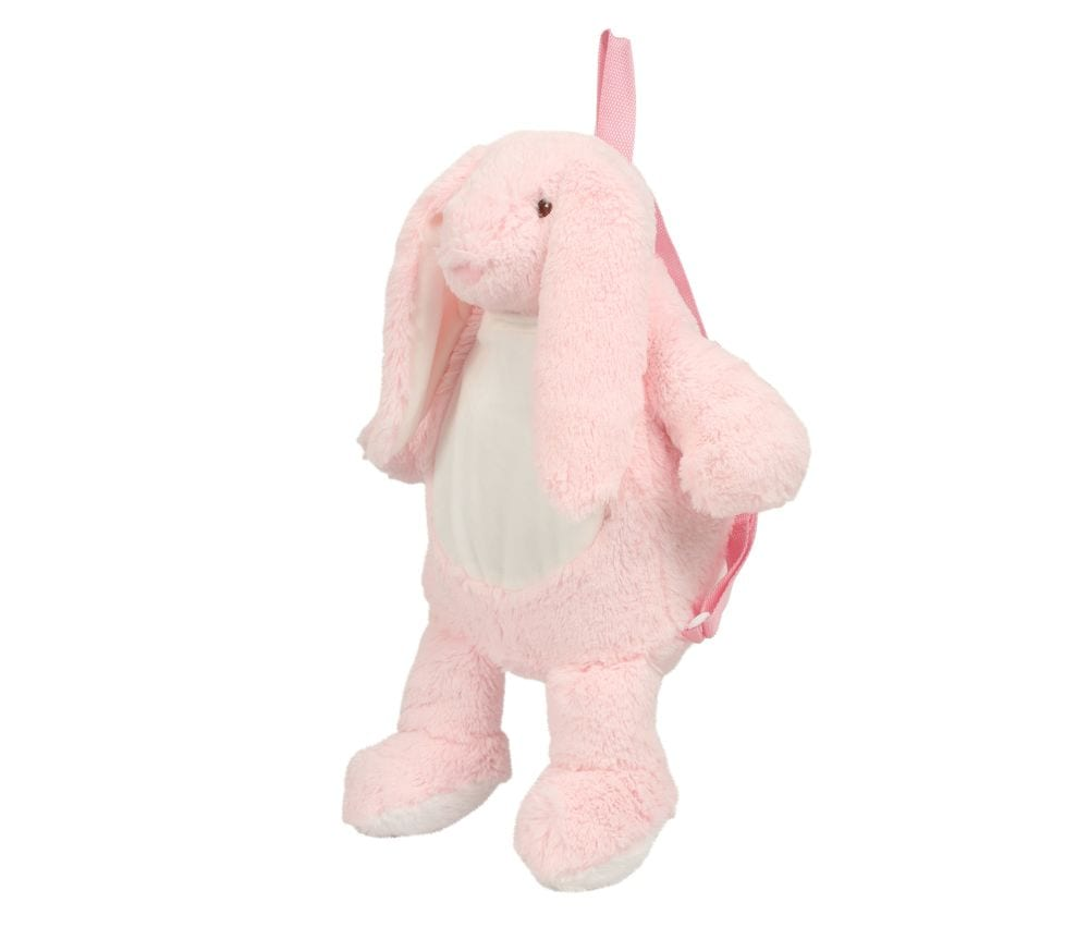 Mumbles MM604 - Pink Rabbit Bag