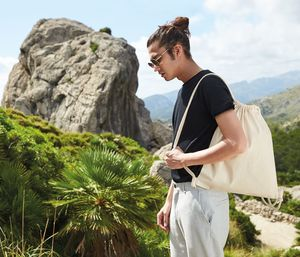 Westford mill WM260 - Premium organic cotton gym bag