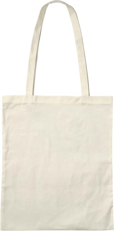 Label Serie LS150 - COTTON LARGE HANDLES SHOPPER