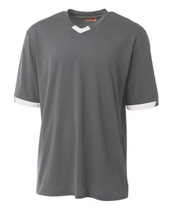 A4 A4N3011 - Adult The Stretch Pro-Mesh Baseball Jersey